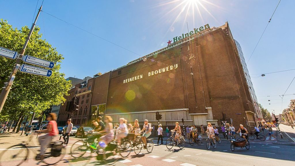 Fábrica da Heineken - Heineken Experience