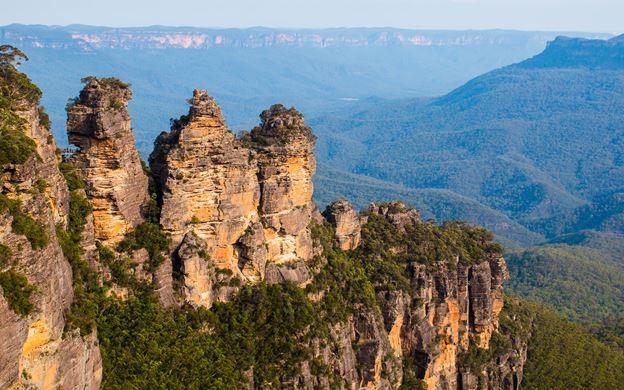 Three Sisters em Blue Mountains National Park