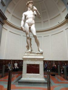 Galleria dell'Accademia - David Michelangelo