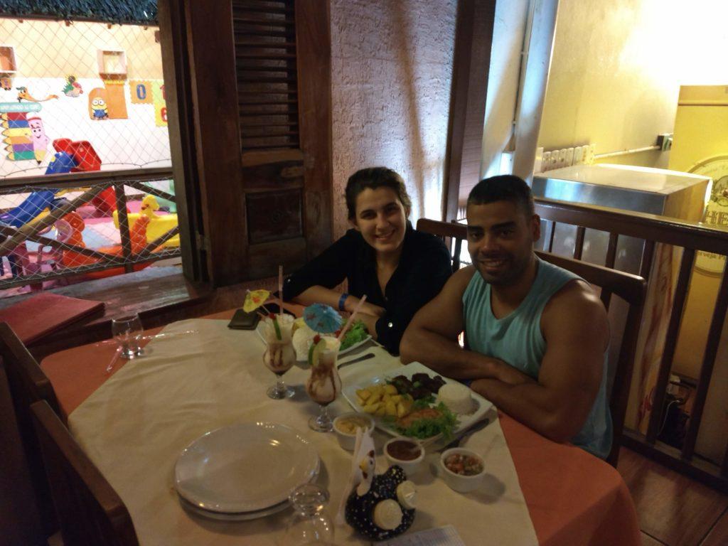 A Canoa - Restaurante em Barreirinhas