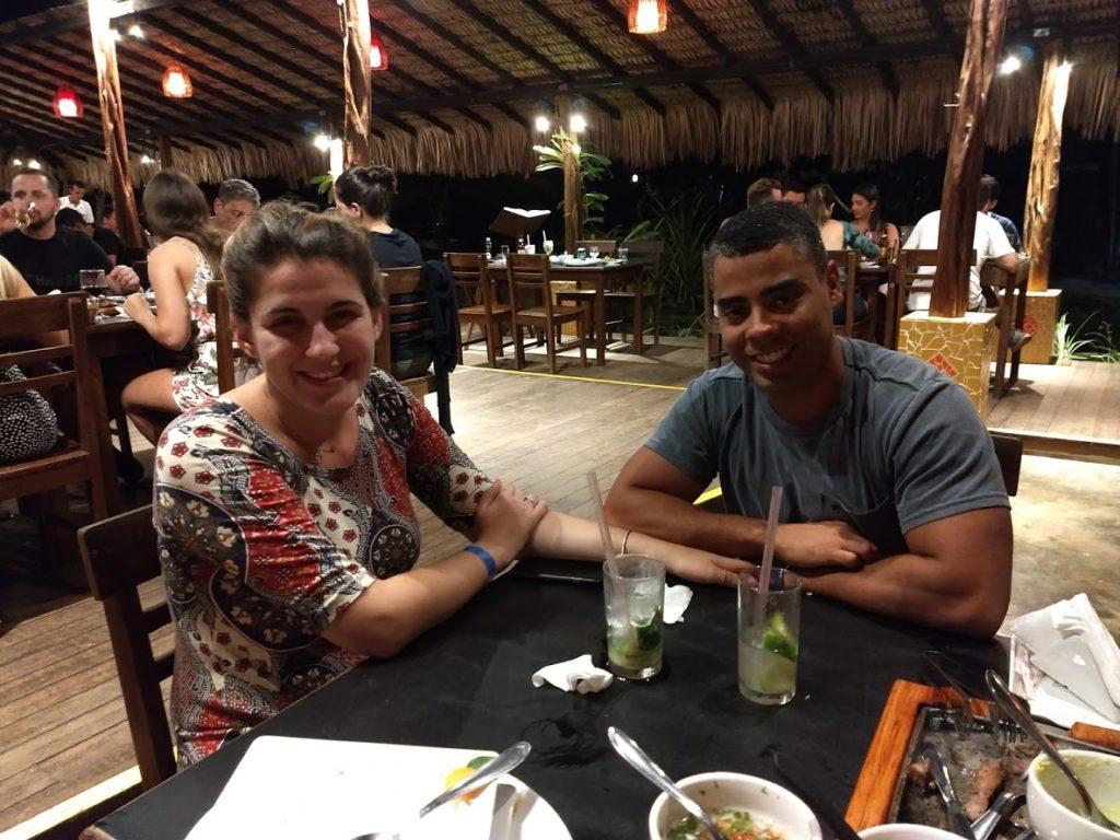 Bambaê - Pousada Encantes dos Nordeste - Restaurante em Barreirinhas