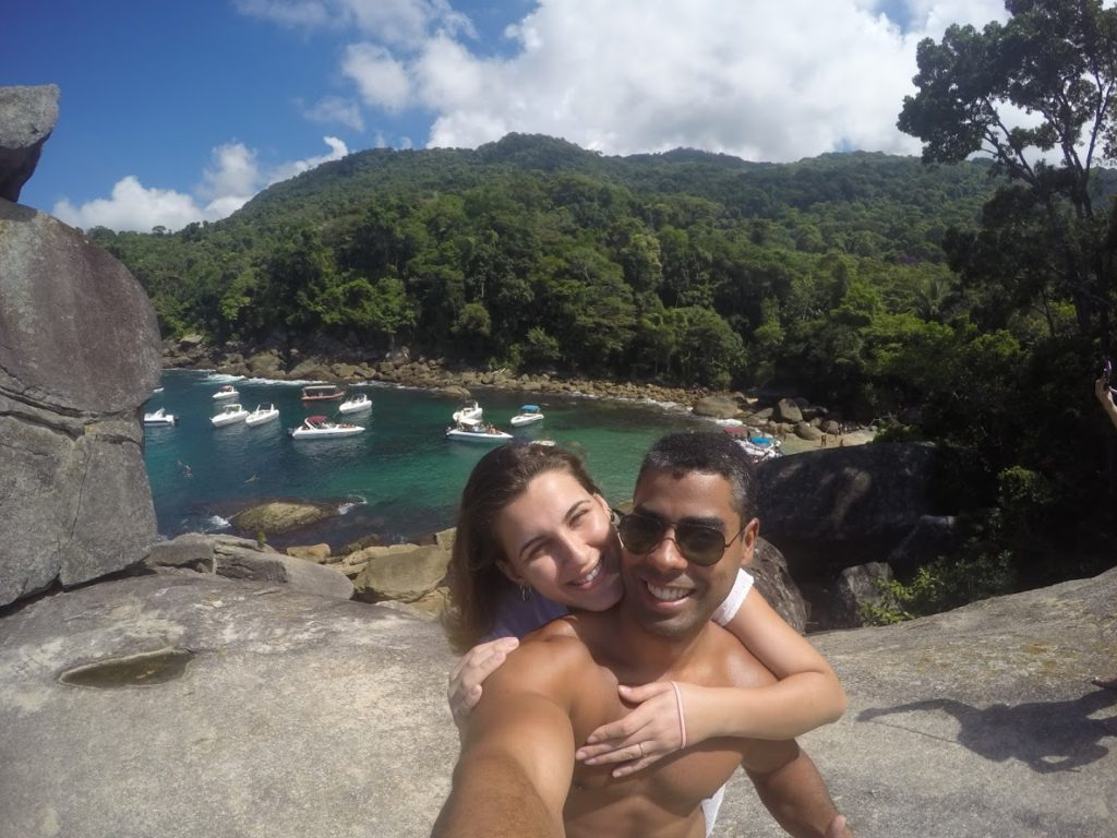 Praia de Caxadaço - Ilha Grande