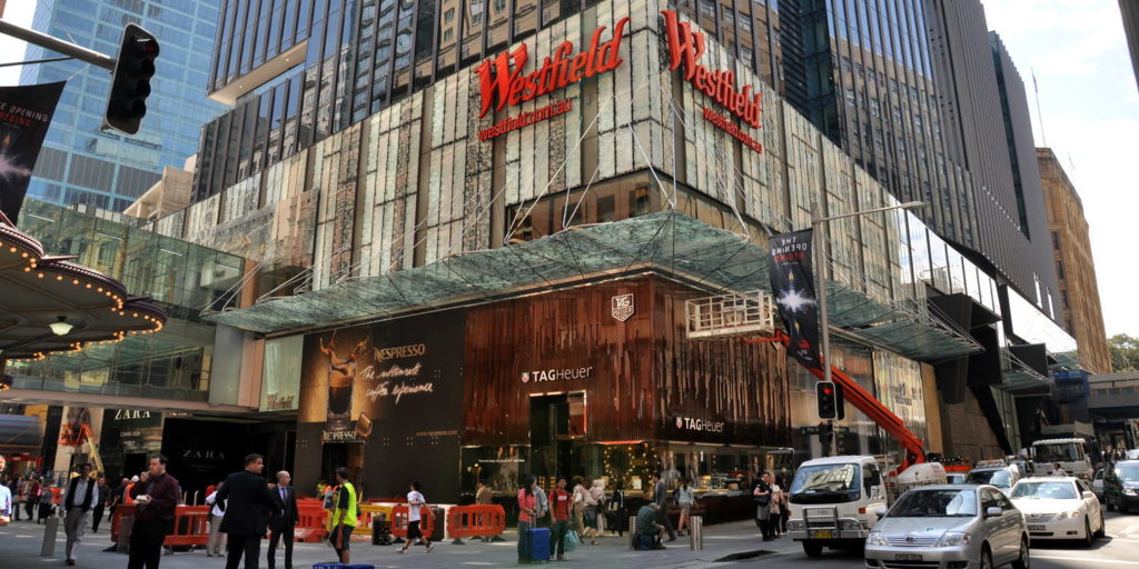 Central Business District (Sydney) - Westfield Shopping