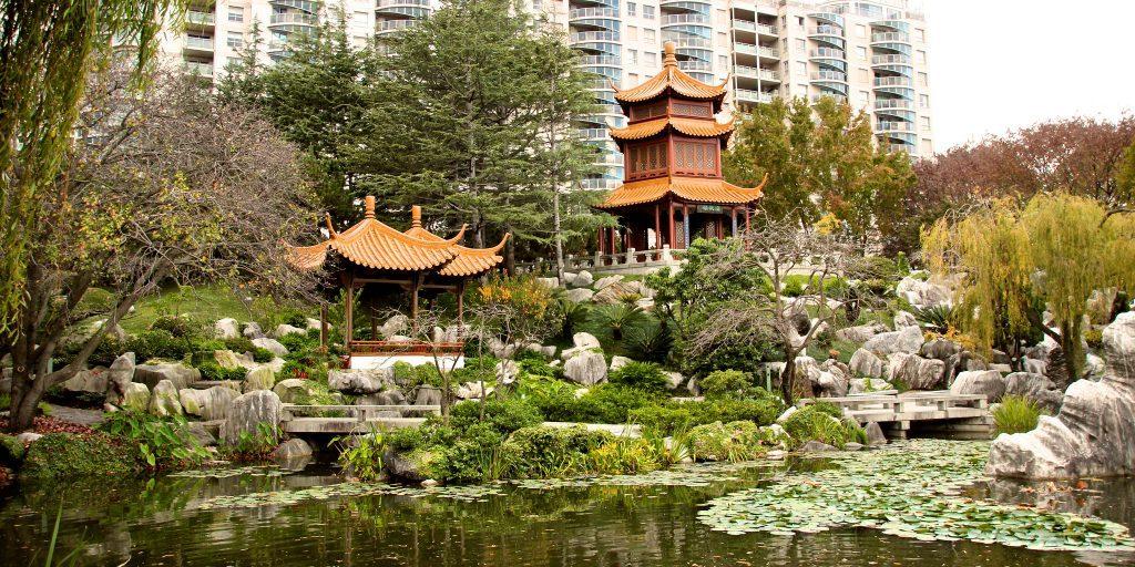 Chinese Garden of Friendship - Sydney