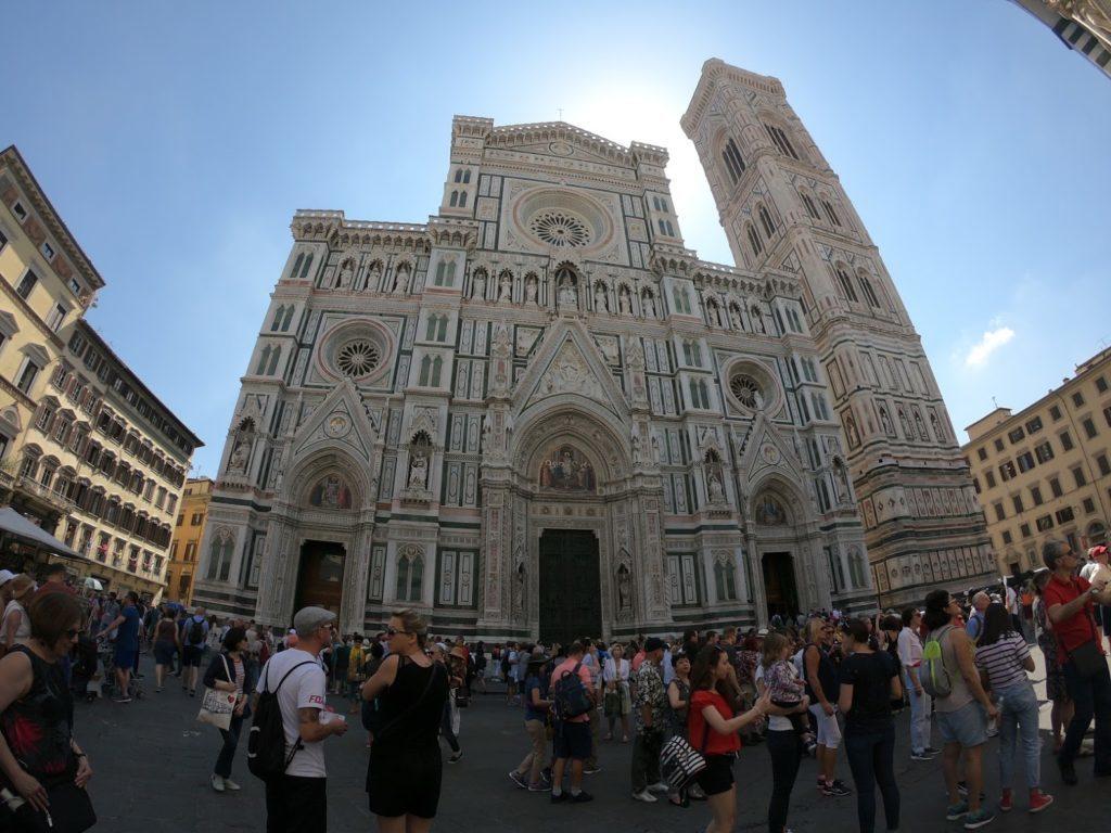 Duomo de Firenze - Florença