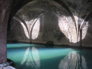Museo dell'Acqua. Bottini, Siena