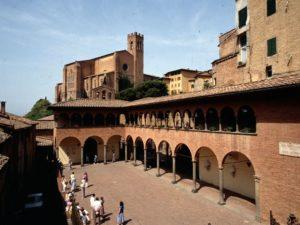 LaCasanatale diSanta Caterina - Portico Comuni em Siena