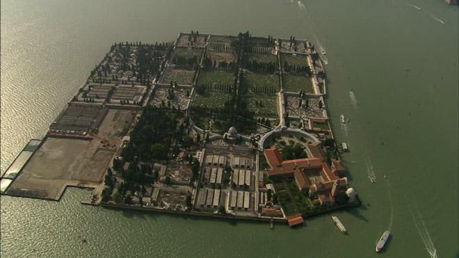 Ilha de San Michele - Veneza