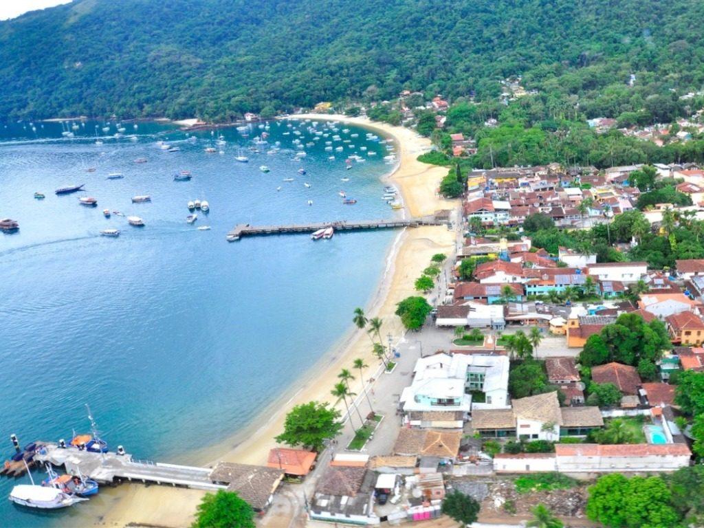 Vila de Abraão - Ilha Grande